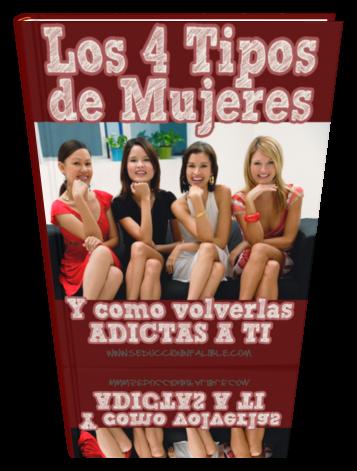Los 4 Tipos de Mujeres, portada